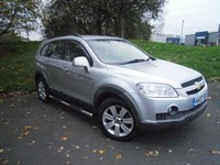 Used Chevrolet Captiva CDTi LT 5dr 4WD