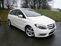 Used Mercedes B200 CDI B CLASS BLUEEFFICIENCY SPORT