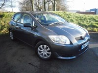 Used Toyota Auris T2 5dr