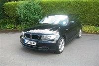 Used BMW 116d 1-series SPORT 5DR