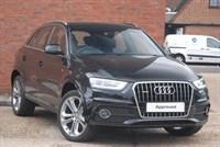 Used Audi Q3 TDI quattro (177 PS) S-Line S-Tronic