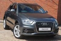 Used Audi Q3 TDI quattro S-Line Plus (177ps) S Tronic