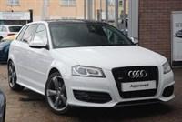 Used Audi S3 T FSI quattro Black Edition