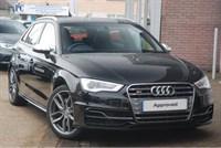 Used Audi S3 T FSI quattro S Tronic 300 PS