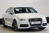 Used Audi S3 (300ps) quattro S tronic