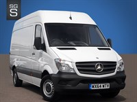 Used Mercedes Sprinter 313 CDI MWB High Roof