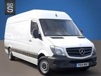 Used Mercedes Sprinter 313 LWB High Roof Panel Van
