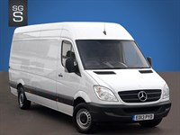 Used Mercedes Sprinter 313 CDI LWB
