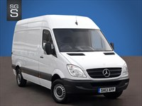 Used Mercedes Sprinter 313 CDI MWB