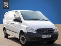 Used Mercedes Vito 113 CDI Compact Panel Van