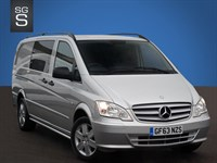 Used Mercedes Vito 116CDI LWB Sport Dualiner
