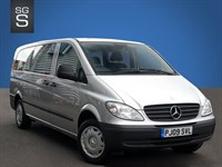 Used Mercedes Vito TRAVELINER