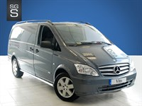 Used Mercedes Vito 116 CDI Sport LWB