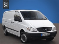 Used Mercedes Vito 109 CDI LONG