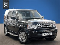 Used Land Rover Discovery 3.0 TDV6 HSE Auto
