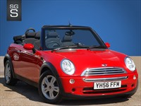 Used MINI Cooper Convertible 1.6 Cooper
