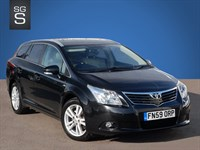 Used Toyota Avensis D-CAT T4 [150] Auto