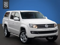 Used VW Amarok D/Cab Pick Up Highline BiTDI 180 BlueMotion Tech 4MOTION Auto