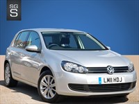 Used VW Golf 1.4 TSI Match DSG Auto