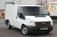 Used Ford Transit TDCi (100PS) 280S (Low Roof) Panel Van