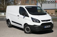 Used Ford Transit TDCi 125PS 290S L/R Panel Van