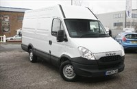 Used Iveco Daily TD 35S15V MWB High Roof Van