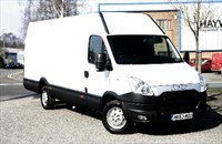 Used Iveco Daily TD 35S17 LWB High Roof Van