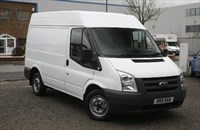 Used Ford Transit TDCi Duratorq (85PS) 280S Med Roof Panel Van