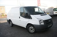 Used Ford Transit TDCi Duratorq (85PS) 280S Low Roof Panel Van