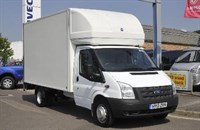 Used Ford Transit TDCi 125PS RWD 350L Box Van