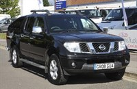 Used Nissan Navara dCi Long Way Down Expedition Double Cab Pickup