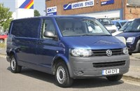 Used VW Transporter TDI (140PS) T30 Startline LWB Med Roof
