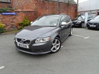 Used Volvo V50 D2 R-Design