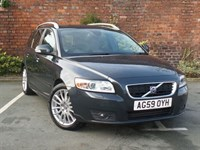 Used Volvo V50 D DRIVe SE Lux with Start/Stop