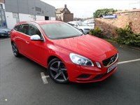 Used Volvo V60 DRIVe R-Design