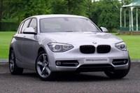Used BMW 118i 1-series 1 Series Sport