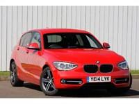 Used BMW 120d 1 SERIES TD Sport (177BHP)