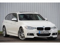 Used BMW 330d 3-series M Sport Touring