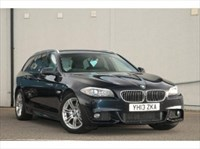 Used BMW 520d 5-series M Sport Touring