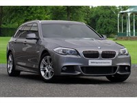 Used BMW 530d 5-series 5 Series TD M Sport (258BHP) Touring