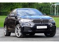 Used BMW X6 TD xDrive40d M Sport