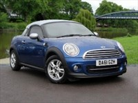 Used MINI Cooper Coupe COOPER