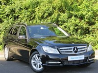 Used Mercedes C180 C-Class CGI BlueEFFICIENCY Executive SE