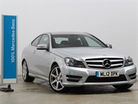 Used Mercedes C220 C-Class CDI BlueEFFICIENCY Coup?? AMG Sport