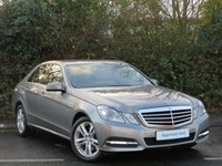 Used Mercedes E350 E-Class CDI BlueEFFICIENCY Avantgarde