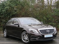 Used Mercedes S500 S-Class L AMG Line