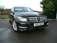 Used Mercedes C220 C-Class CDI BlueEFFICIENCY AMG Sport