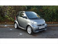 Used Smart Car Fortwo Coupe 84BHP