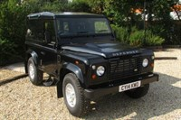 Used Land Rover Defender 90 d 3 dr