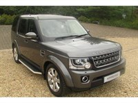 Used Land Rover Discovery SDV6 XS